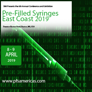 Pre-Filled Syringes East Coast Conference  2019