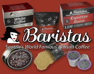 Baristas Super Bowl Products