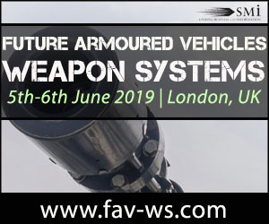 Future Armoured Vehicles Weapon Systems conference 2019