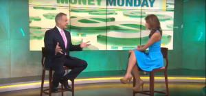 "Clint Arthur on Fox 11 Good Day LA ""Money Monday"""
