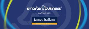 Smarter Business, James Hallam
