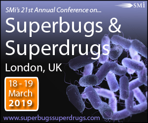 SMi's Superbugs & Superdrugs 2019