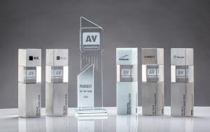 AV-Comparatives Awards 2018