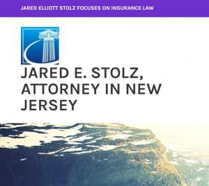 Blog of insurance Jared E Stolz, New Jersey