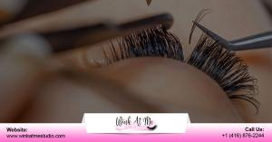 High-end Classic and Volume Eyelash Extensions Services