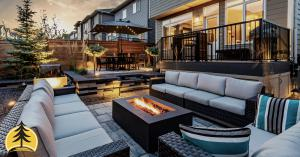 Backyard Landscaping Calgary