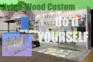 Xylea Wood Custom Exhibit Displays