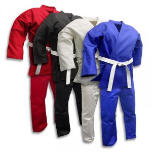 Global Martial Arts Wear Market