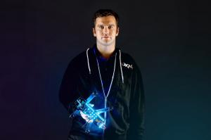 Nicholas Horbaczewski, the CEO & Founder of the Drone Racing League (DRL)