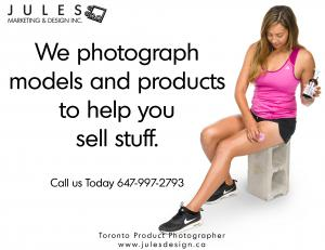 Toronto Product Photography Studio with lifestyles photos at amazing rates