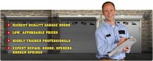 Kansas City Garage Door repair