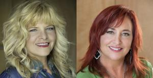 Wendy Robbins & Karen Paull of The Marijuana Show