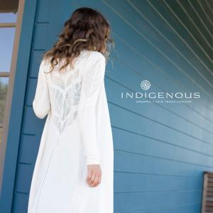 INDIGENOUS organic + fair trade fashion | sustainable clothing brand