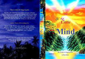 """The Little Mind"" back and front cover image"