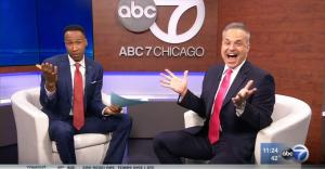 Financial advisor marketer Clint Arthur on ABC7 Chicago