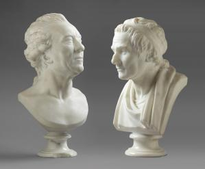 Houdon busts