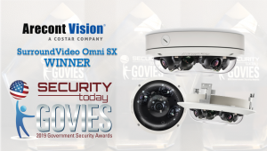 Arecont Vision Omni SX 2019 Govie ISC West