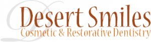 logo for Desert Smiles Cosmetic & Restorative Dentistry