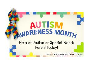 Autism Awareness Month Tips