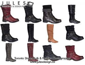 Toronto Bulk Fashion Photography Boot Markham Brampton Mississauga