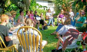 Gardening Workshop sponsored by CCV Center