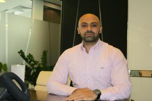 Waleed Khaled, Regional Sales Director