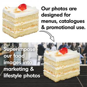 Toronto Food Photographer for Graphic Design Marketing