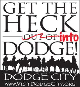 Get the Heck Into Dodge w/ website