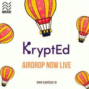 KryptEd Airdrop on Nauticus