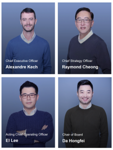 Onchain Custodian Executives