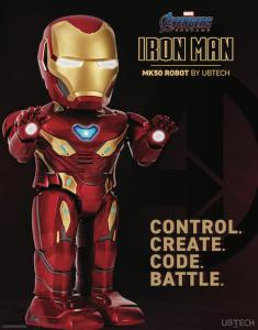 "The Iron Man MK50 Robot promises to ""bring Tony Stark to life"""