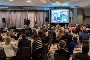 ACS Athens Alumni Achievement Awards Event