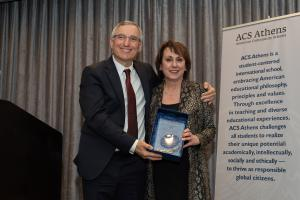 ACS Athens Alumni Awards Event