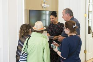 Scientology Information Center Open to Visitors of All Ages