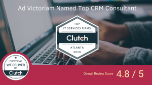 Ad Victoriam Named Leader in CRM Consulting