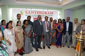 with the Chief Guest and the guests of honour