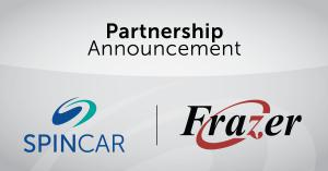 Partnership Announcement | Frazer & SpinCar