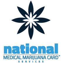 National Medical Marijuana Card Services logo