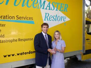 ServiceMaster by Glenn's BBB Torch Award