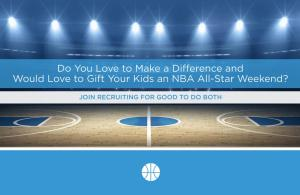 Join to Make a Difference and Enjoy Fun Rewards www.RecruitingforGood.com