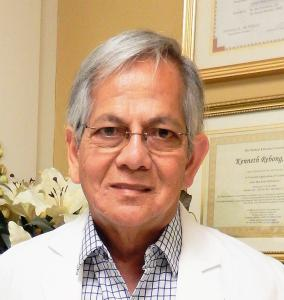 Dr Kenneth Rebong, medical doctor, California