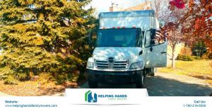 Helping Hands Family Movers is Trusted Moving Company in Edmonton and Alberta