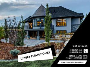 Calgary's Premier Custom Home Builders