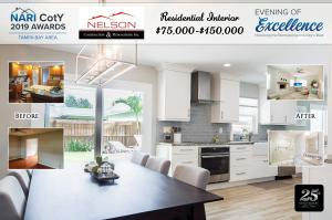 CotY Award for Residential Interior Remodel