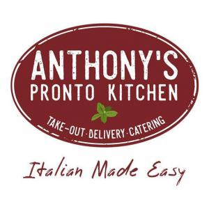Anthony's Pronto Kitchen Logo - Italian Takeout & Delivery