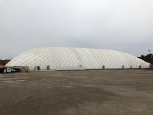 TRRS Bennet Dome Exterior
