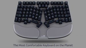 Truly Ergonomic Cleave - The Most Comfortable Keyboard on the Planet