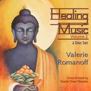 Healing Music Volume 2 album cover