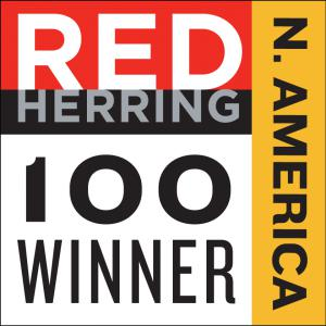 The Red Herring 2019 Top 100 North America Award Logo