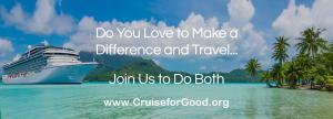 Join R4G to Make a Difference and Enjoy Cruise Saving Rewards with Your Favorite Travel Brands